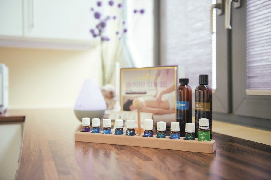 Aroma Treatment mit Young Living ™ Essentials Oils